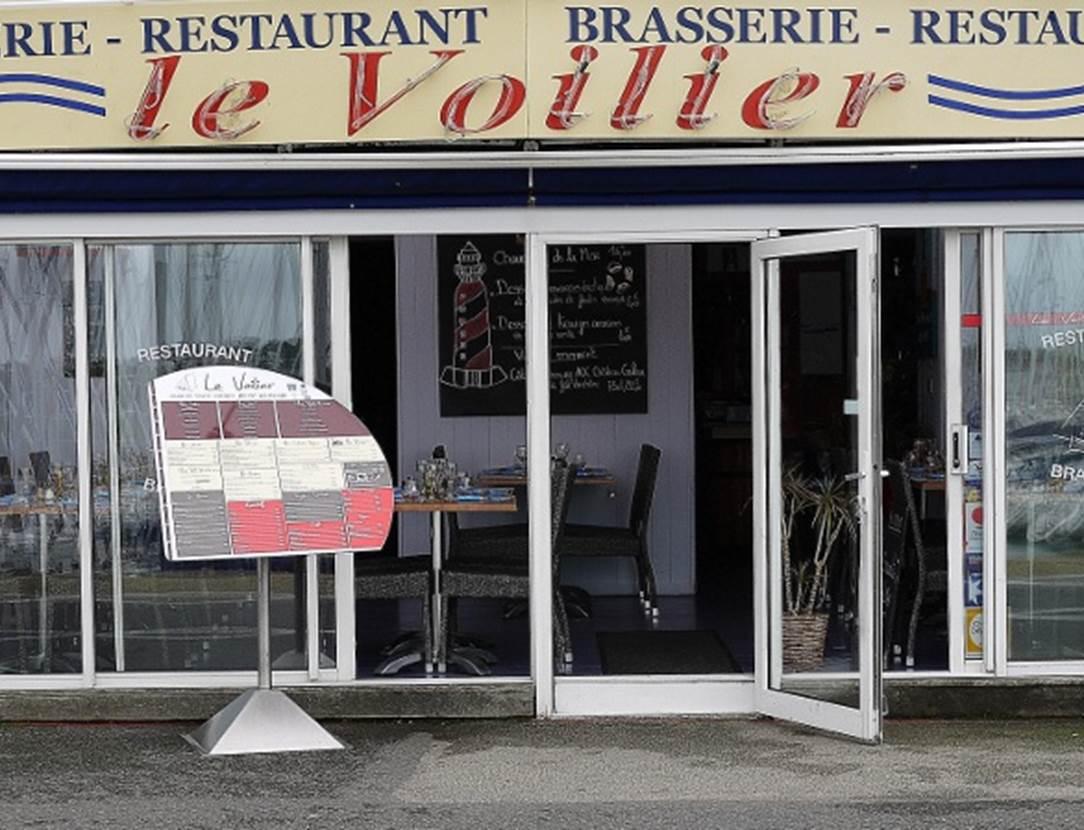 Restaurant-Le-Voilier-Arzon-Presqu'île-de-Rhuys-Golfe-du-Morbihan-Bretagne sud