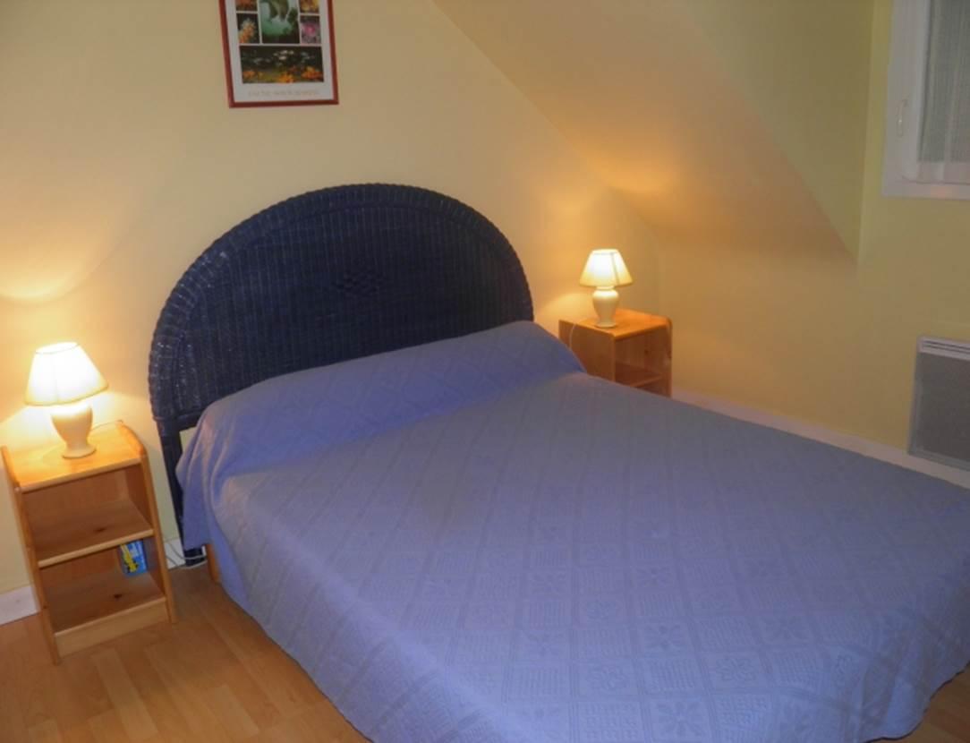LE PALUD Marcel - Maison Sarzeau chambre - Morbihan Bretagne Sud