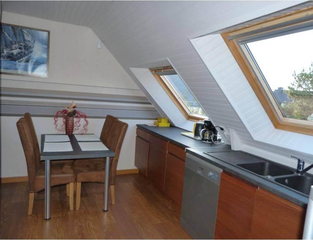 Houat-Appartement-Rabot-Corinne-Cuisine-Arzon-Presqu'île-de-Rhuys-Golfe-du-Morbihan-Bretagne sud