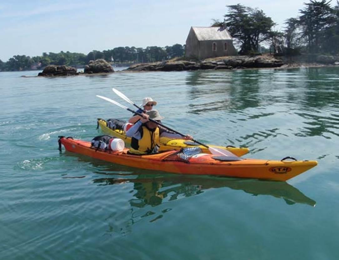 Enez Kapad-Séné-Golfe-du-Morbihan-Bretagne sud