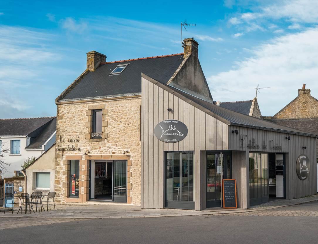 L'Atelier-de-l'Océan-Arzon-Presqu'île-de-Rhuys-Golfe-du-Morbihan-Bretagne sud