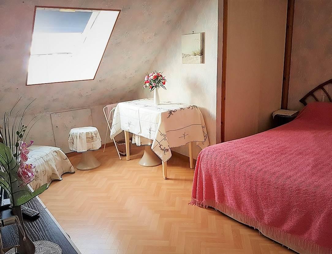 LE TERNUEC Annick - Maison Sarzeau salon - Morbihan Bretagne Sud