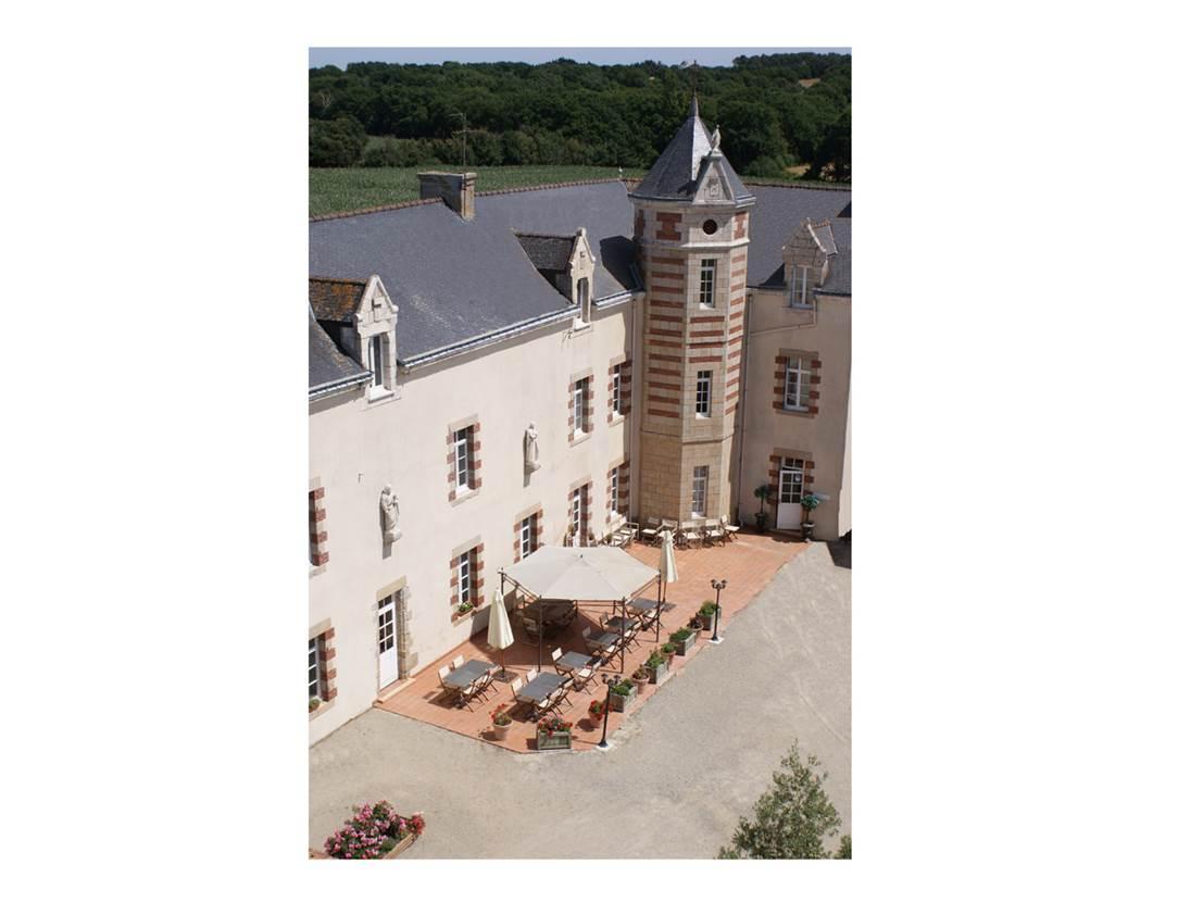 Le-Manoir-de-Kerbot-Sarzeau-Presqu'île-de-Rhuys-Golfe-du-Morbihan-Bretagne sud