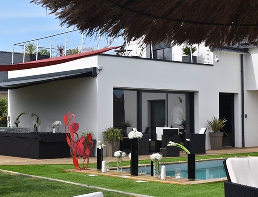 villa charles & ashton évènements