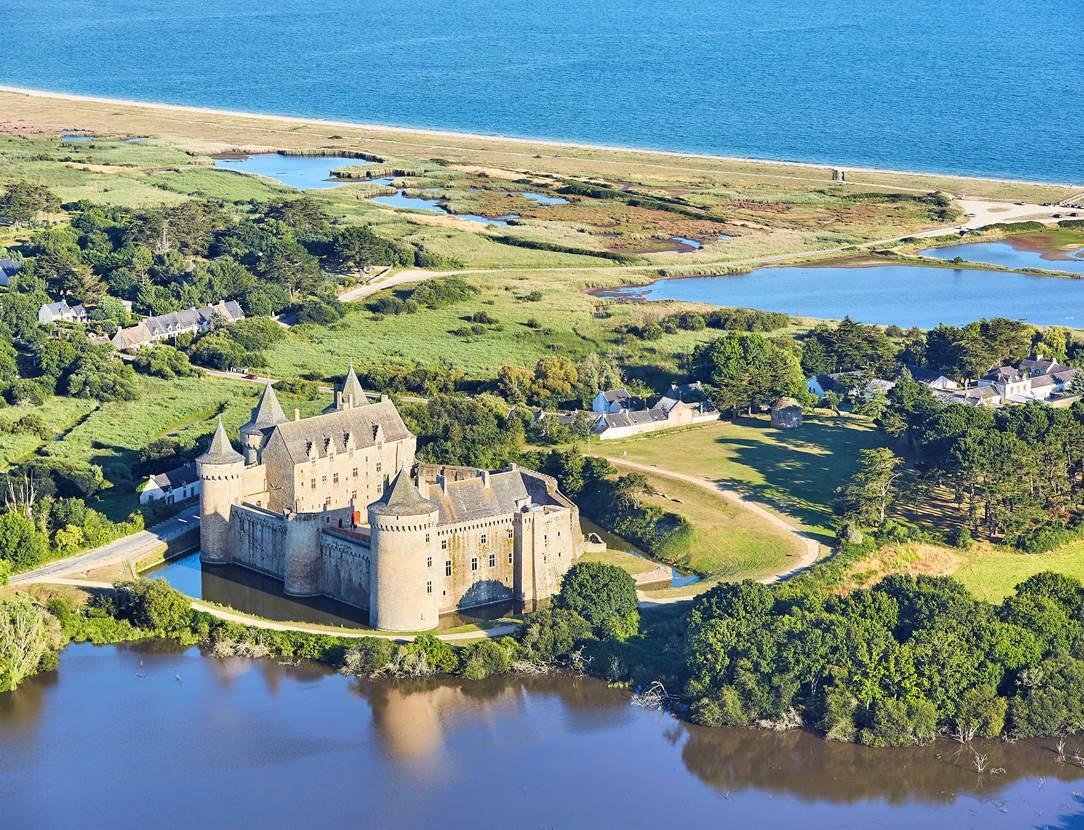 800ans-Château-Suscinio-Sarzeau-Morbihan-Bretagne Sud