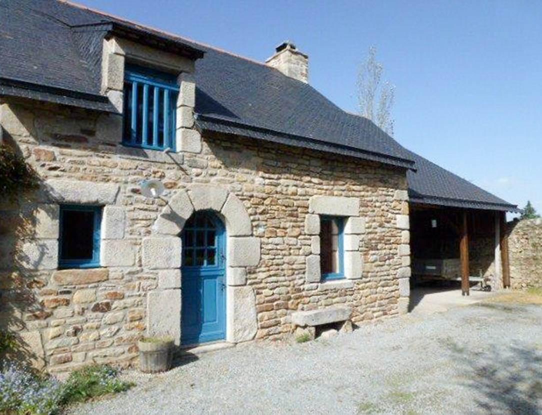 COMPERE Jean-Jacques - Maison à Sarzeau - Presqu'île de Rhuys - Golfe du Morbihan