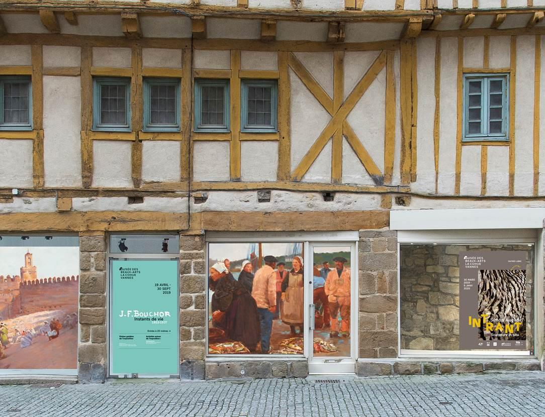 La-Cohue-Musée-des-Beaux-Arts-Vannes-Golfe-du-Morbihan-Bretagne sud