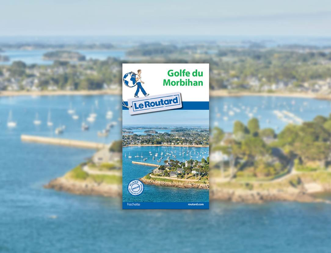 Guide du Routard Golfe du Morbihan