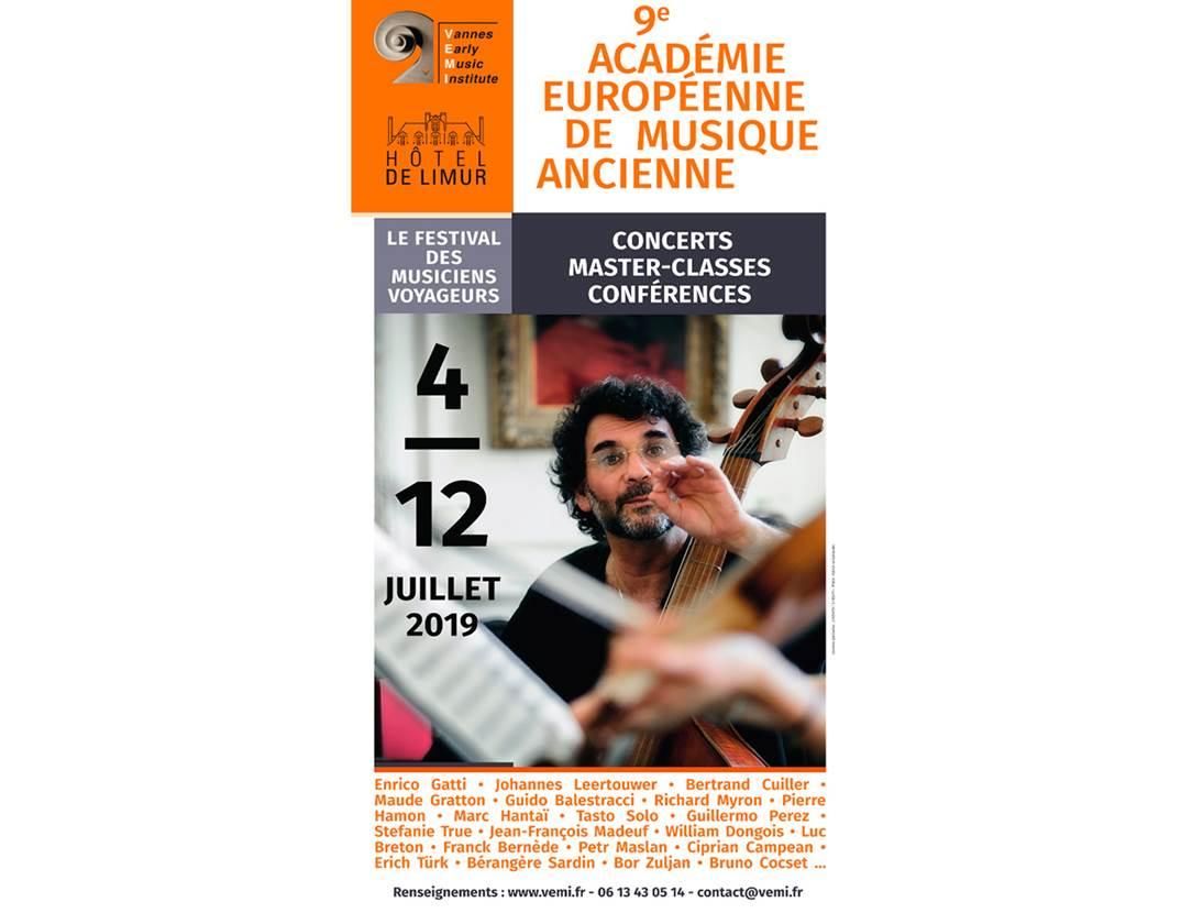 9ème acamedie europeenne de musique ancienne-vannes-golfe du morbihan-bretagne sud