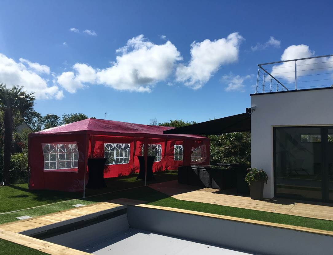 villa charles & ashton option chapiteau