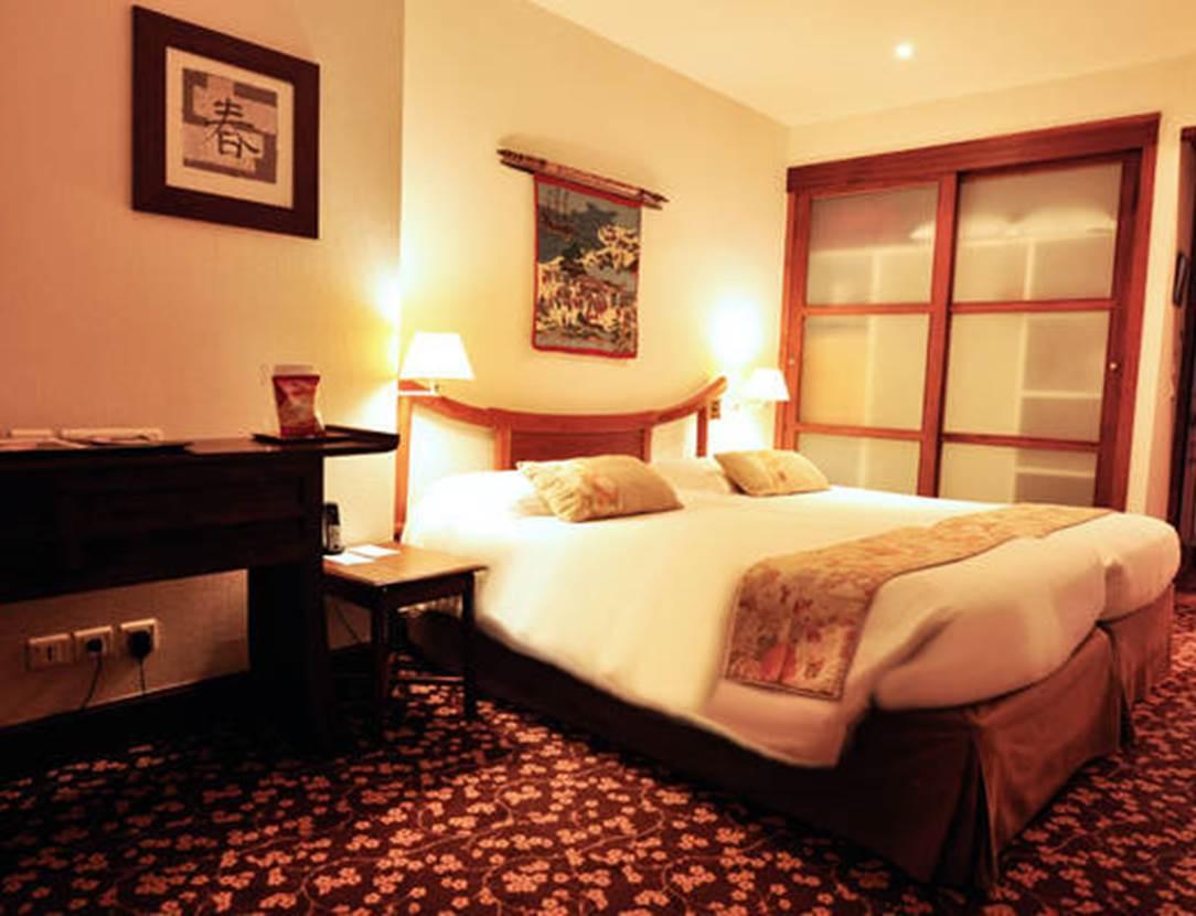 Chambre Standard 18m2 - rue
