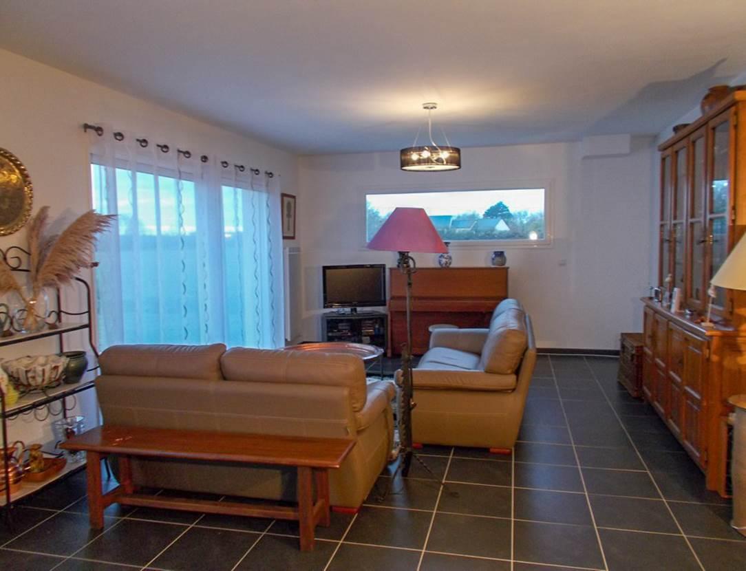 CONNAN Michel - Maison au Tour du Parc - Presqu'île de Rhuys - Golfe du Morbihan