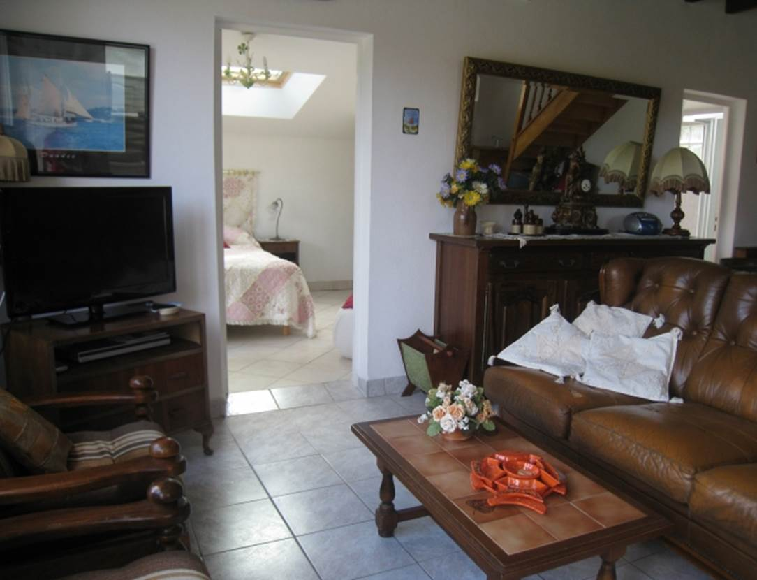 LE FUR Marie-Aurélie - Maison Saint-Gildas de Rhuys salon 2 - Morbihan Bretagne Sud