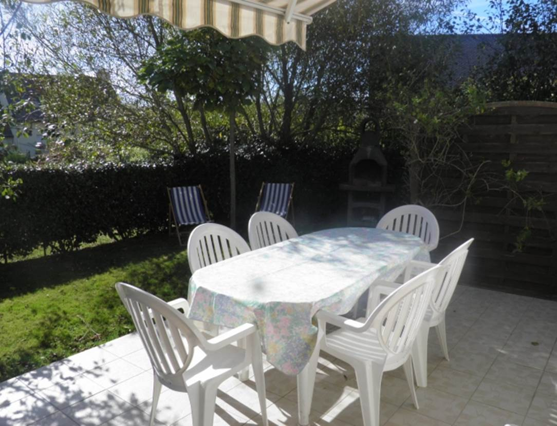 LE PALUD Marcel - Maison Sarzeau jardin - Morbihan Bretagne Sud
