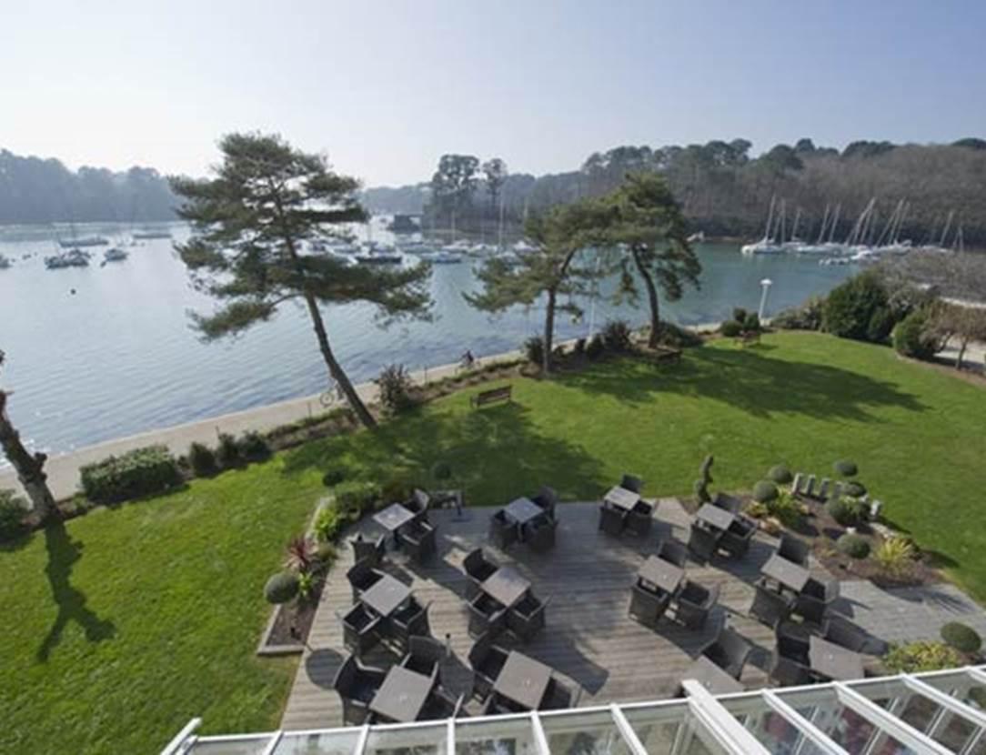 Hotel-Le-Roof-Vannes-Golfe-du-Morbihan
