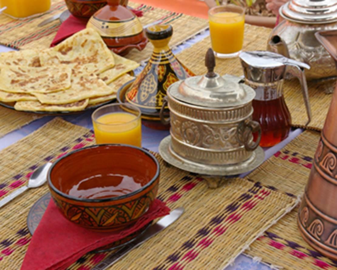 petit dej marocain