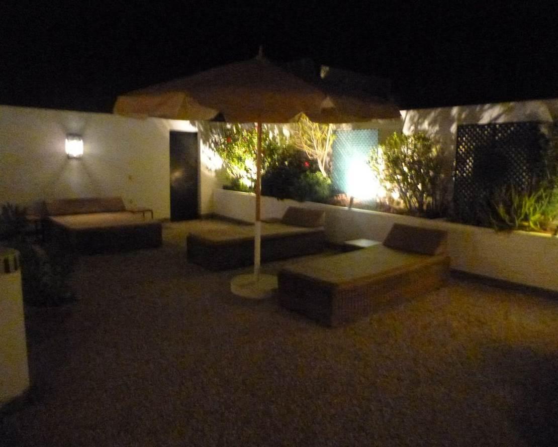 terrasse nuit