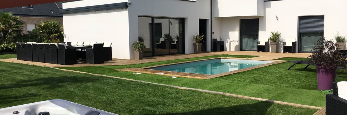 villa charles & ashton extérieur sud