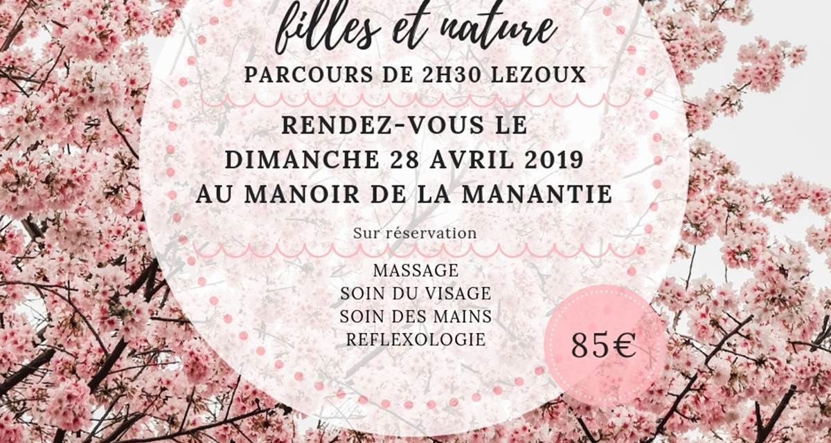 Parcours soin 100% fille 28 avril 2019
