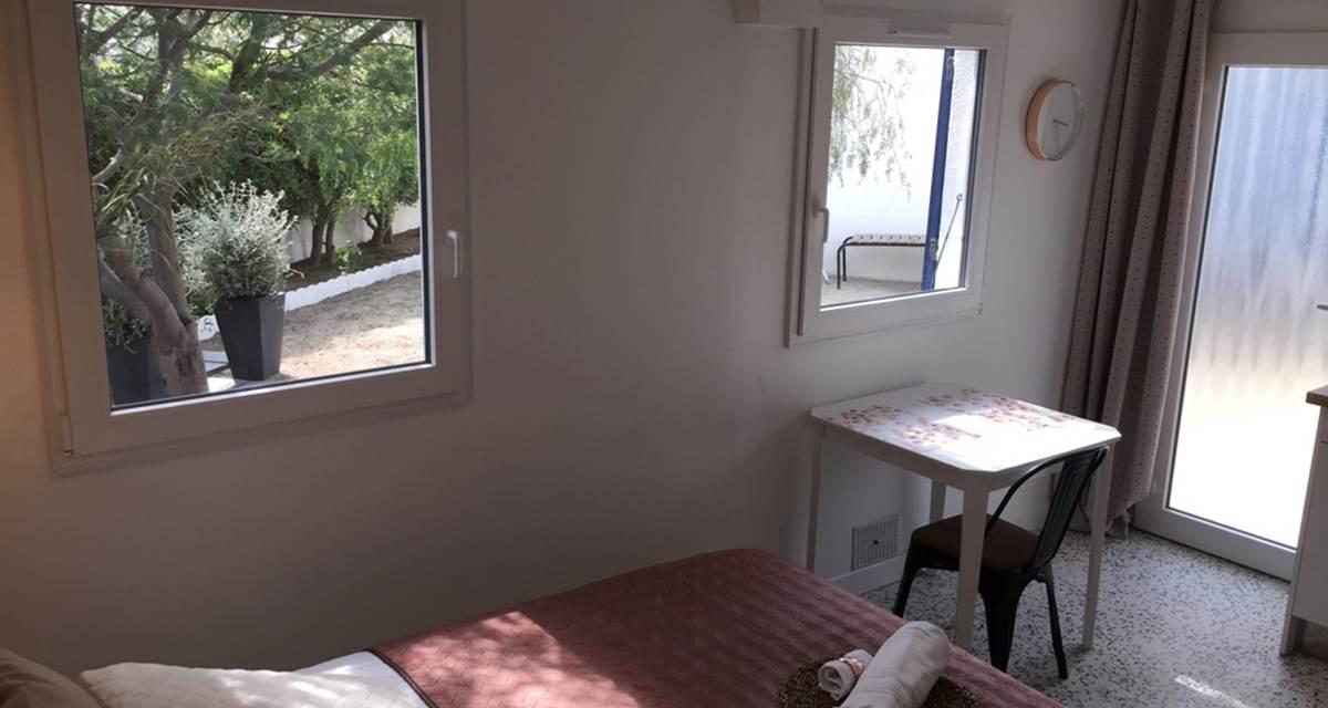Alba Studios 1, Saint Cyprien, chambre07
