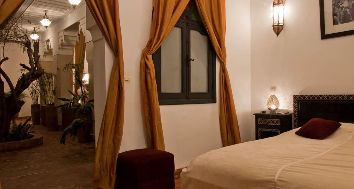 Riad Dar Foundouk et Spa Chambre Standard