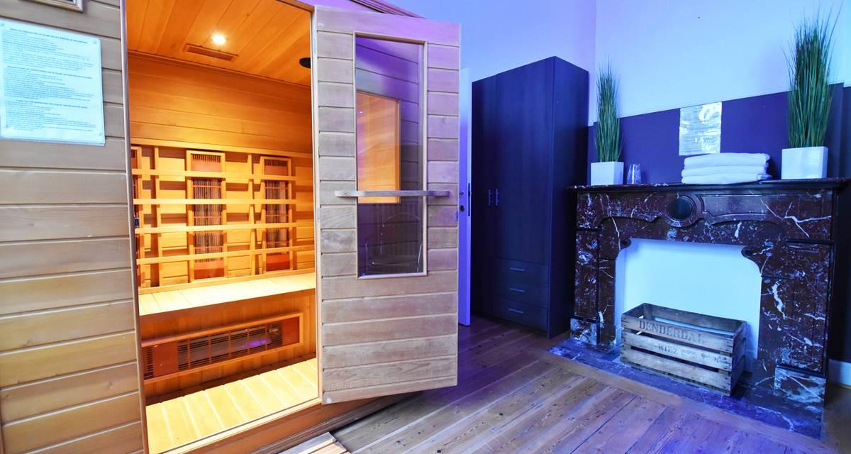 Cabine Sauna Infra-Rouge