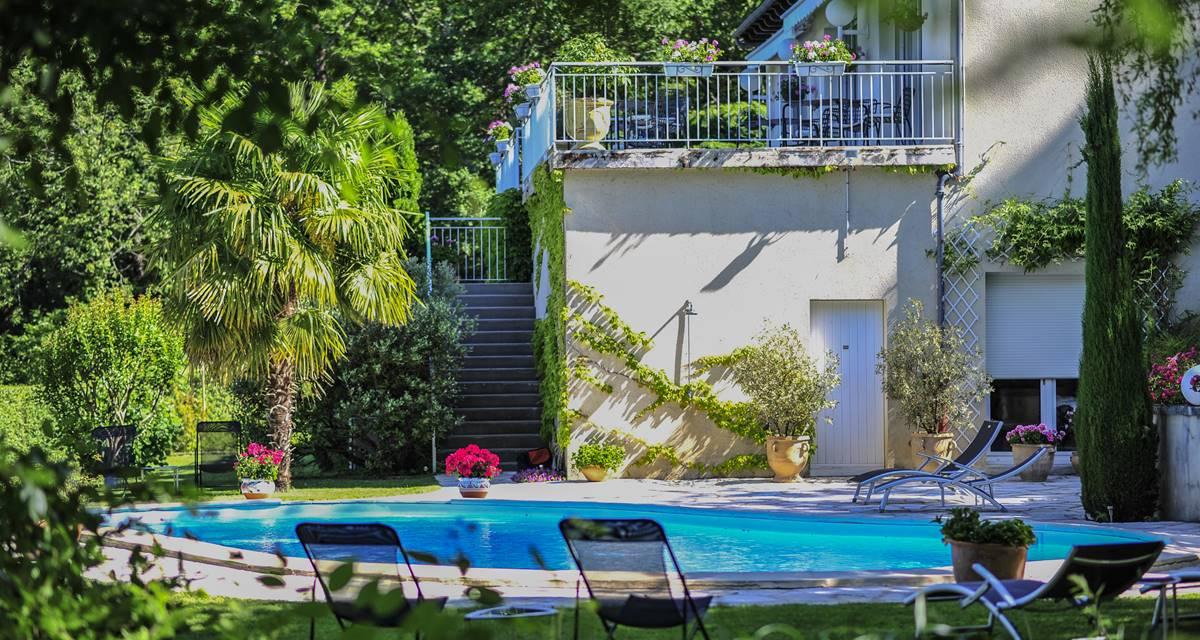 Villa Ric, calme et repos à Saint-Céré près des plus beaux villages de France