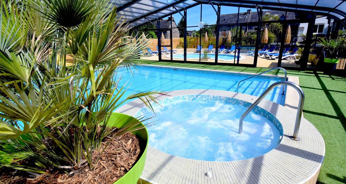 Espace piscines - coté jacuzzi