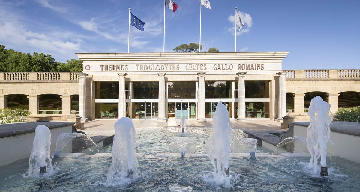 Les Thermes de Gréoux-les-Bains