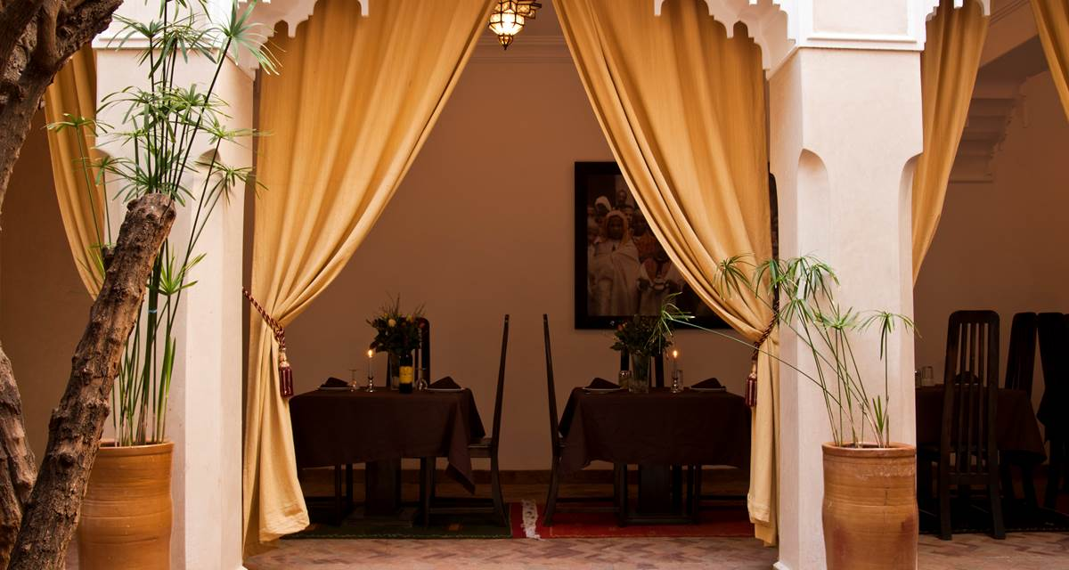 Riad Dar Foundouk & Spa Lounge