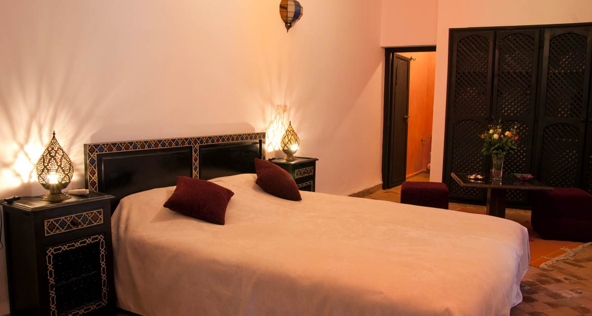 Riad Dar Foundouk et Spa Chambre