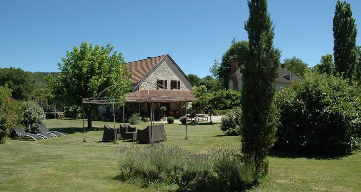 Chambres d'Hôtes au Picatal à Meyronne en Vallée de la Dordogne
