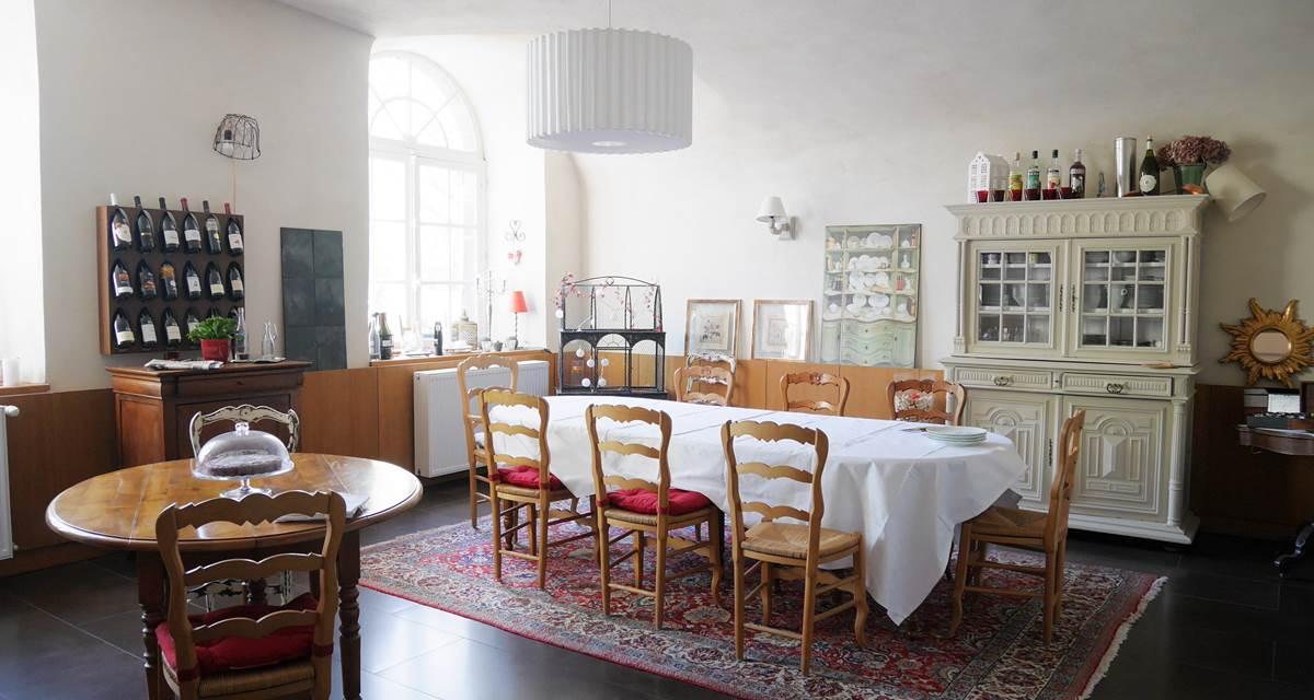 ambiance salle à manger