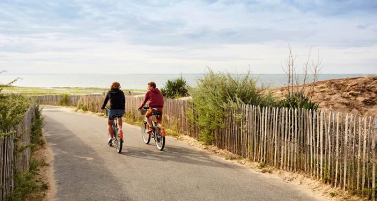 Vélo à Saint-Brévin
