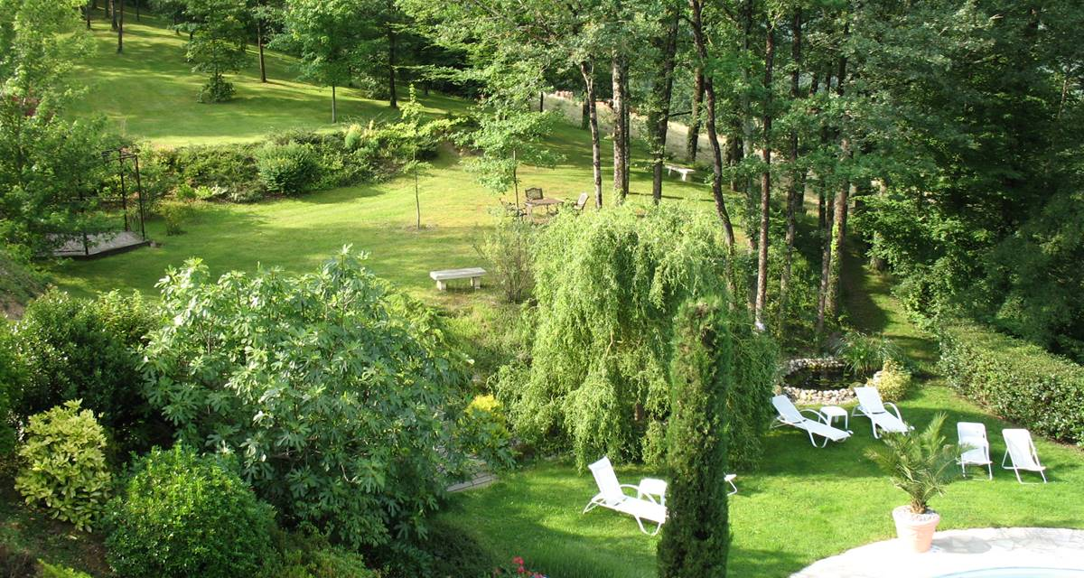 Villa Ric - Parc - repos proche de Rocamadour, Padirac