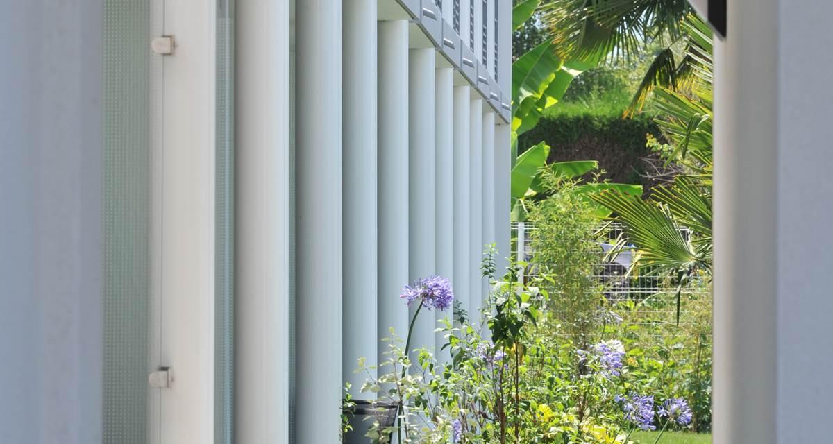 Hotel Eden Park Pau-Bizanos Essences exotiques terrasses chambres