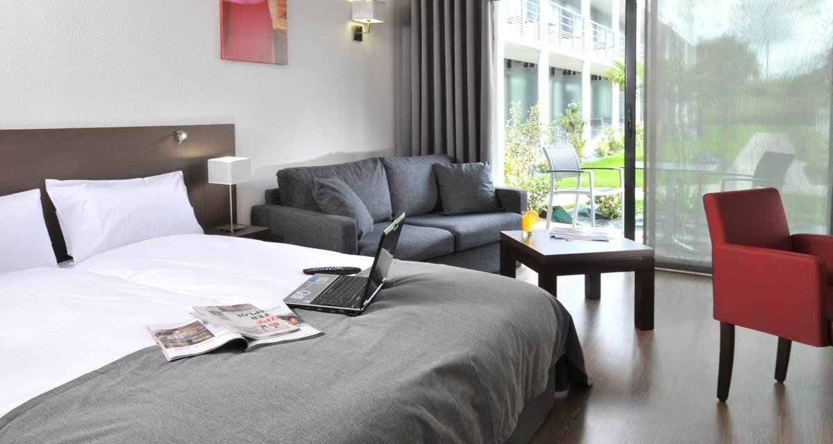 Hotel Eden Park Pau-Bizanos Chambre double