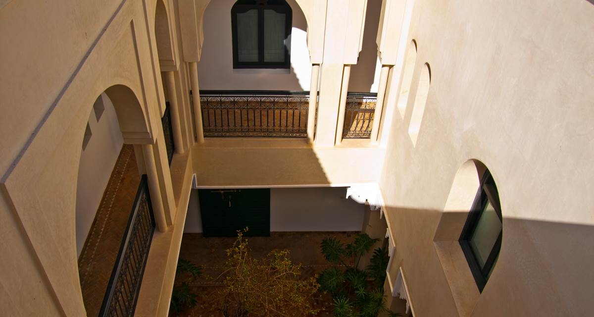 Riad Dar Foundouk & Spa Patio