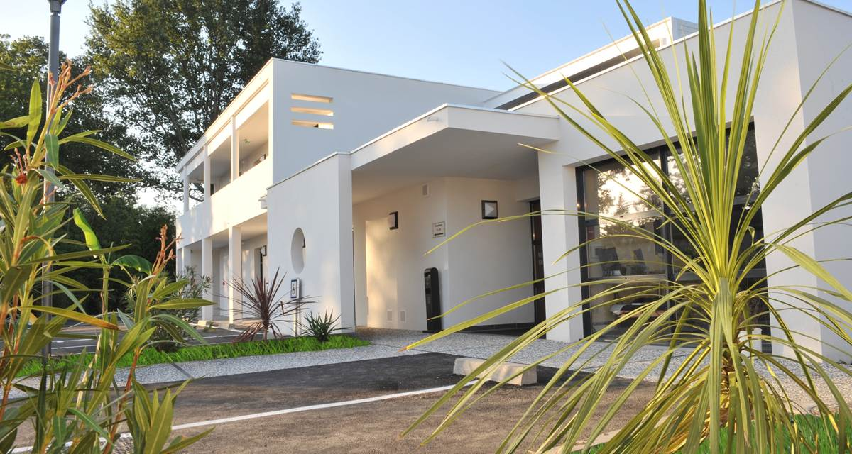 Hotel Eden Park Pau-Bizanos Entrée Hotel