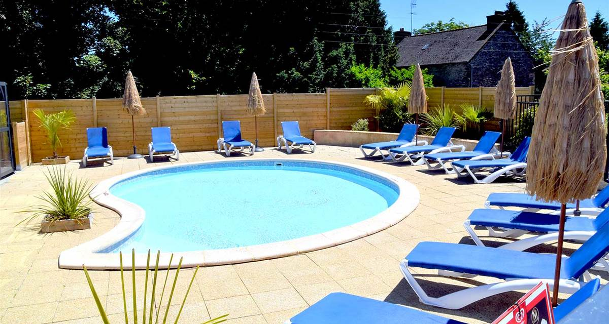 Espaces piscines - Pataugeoire extérieur
