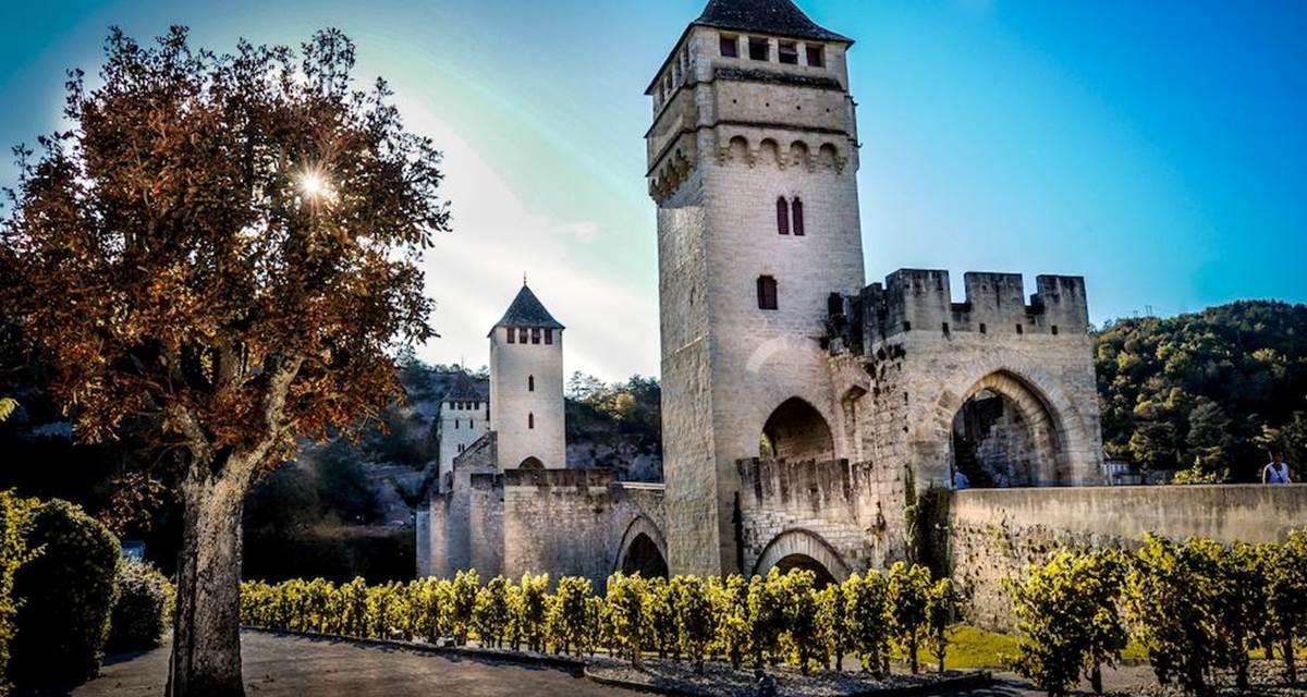 Cahors, pont Valentré