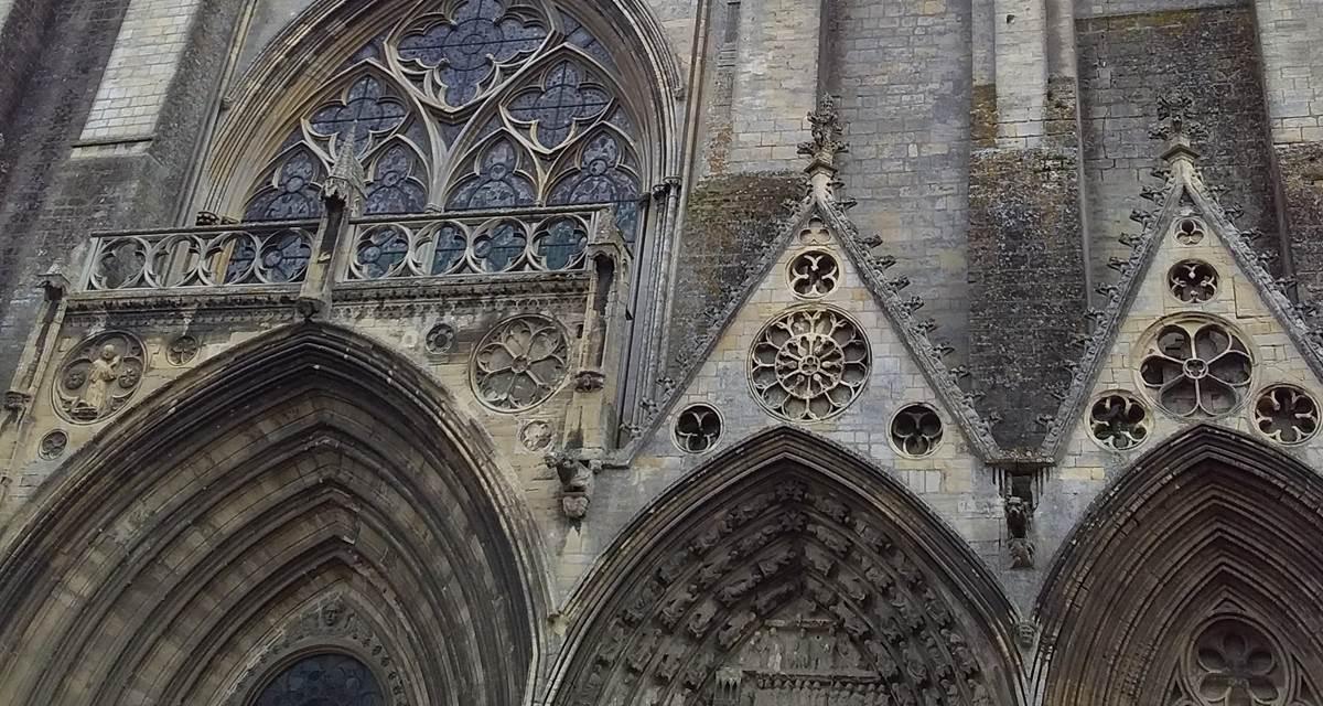 Bayeux - La Cathédrale