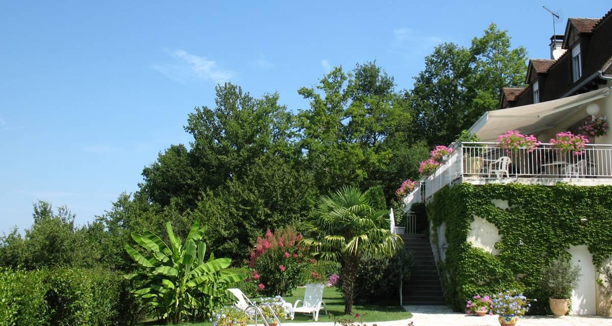 Villa Ric, hébergement en Vallée de la Dordogne