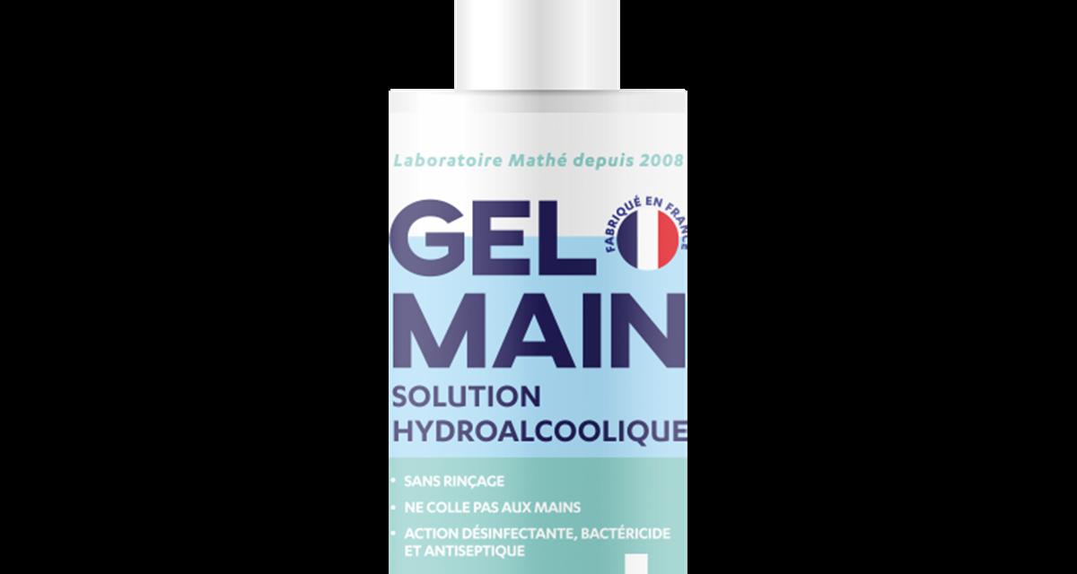 Solutions hydroalcoolique offerte à nos clients