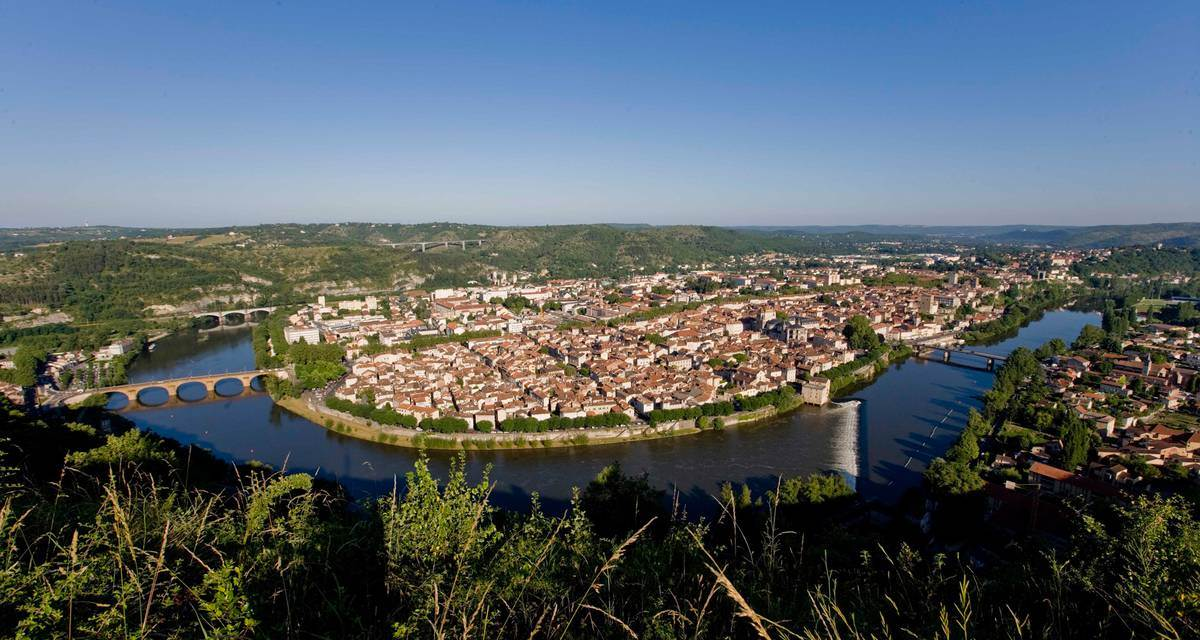Cahors la ville