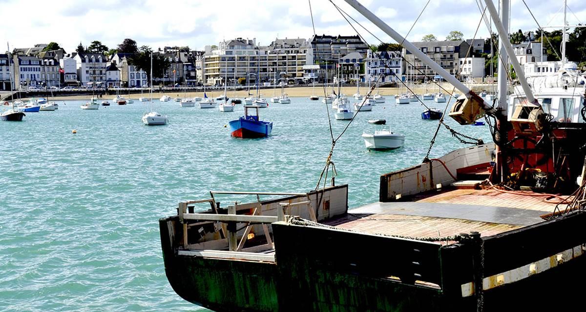 Bateaux à Saint-Quay-Portrieux