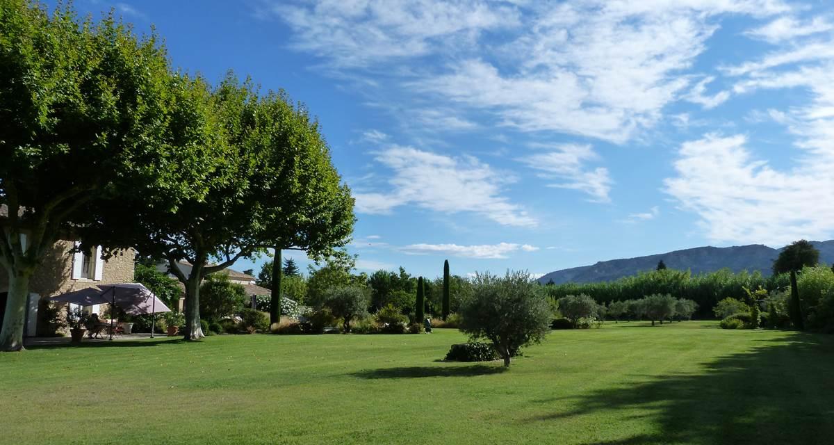 jardin et Luberon3