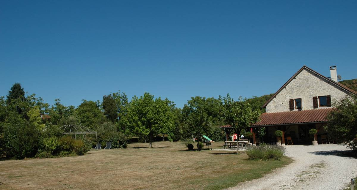 Chambre d'Hote au Picatal Vallée de la Dordogne