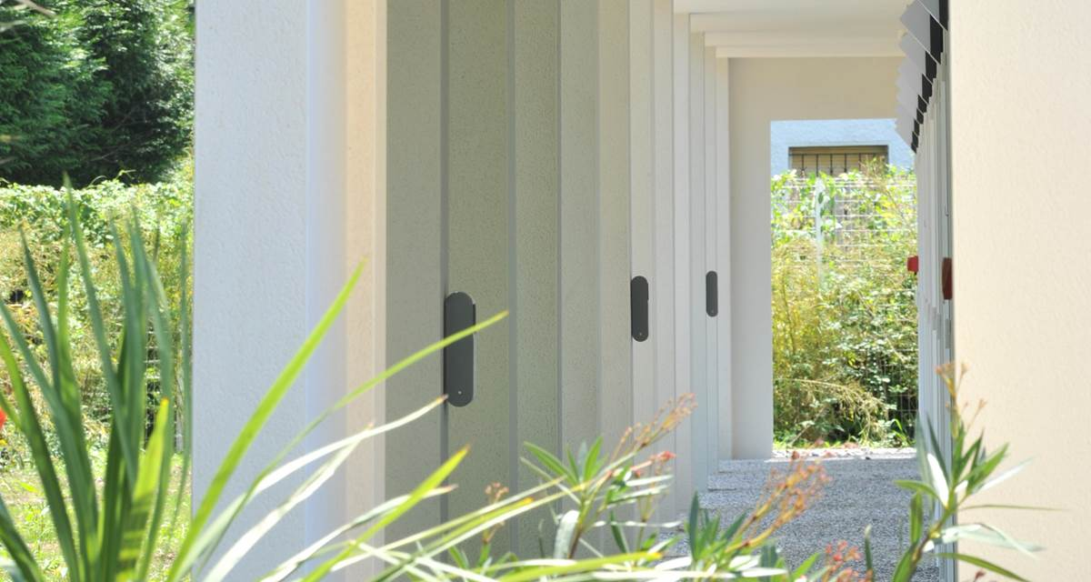 Hotel Eden Park Pau-Bizanos Entrée chambre double