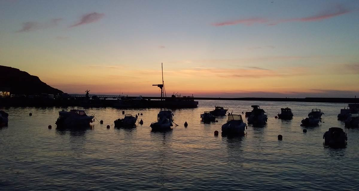 Port-en-Bessin - Le Port